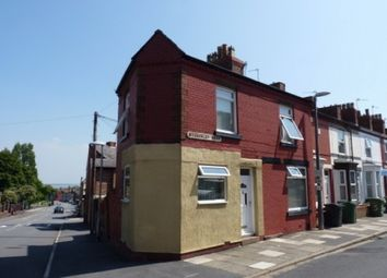 Thumbnail 2 bed end terrace house to rent in Wycherley Road, Tranmere, Birkenhead