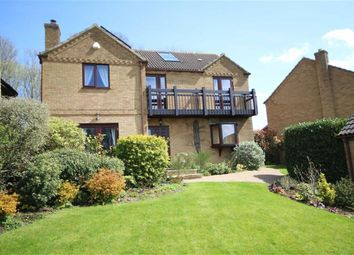 Thumbnail 5 bed detached house for sale in Tithe Barn Crescent, Old Town, Swindon