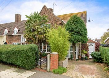 Thumbnail 4 bed end terrace house for sale in Haynt Walk, Raynes Park