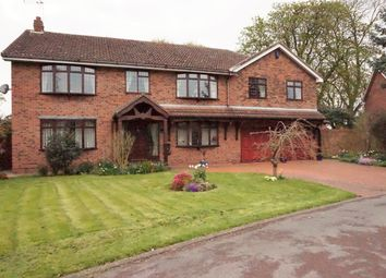 Thumbnail 5 bed detached house for sale in Church View, Patrington
