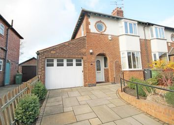 Thumbnail 3 bed semi-detached house for sale in Walney Road, York