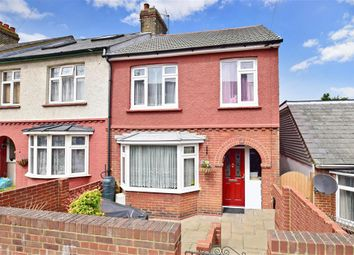 Thumbnail 3 bed end terrace house for sale in Beaconsfield Road, Chatham, Kent