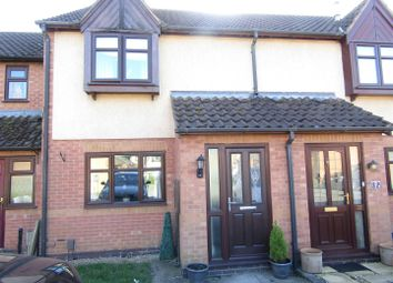 Thumbnail 3 bed town house for sale in St. Columba Way, Syston, Leicester