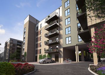 Thumbnail 1 bed flat for sale in Elstree Way, Borehamwood