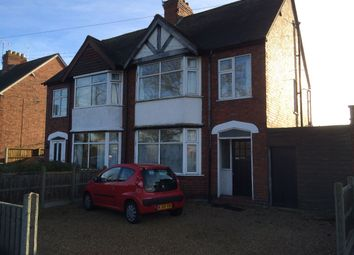 Thumbnail 4 bed semi-detached house to rent in Radford Road, Leamington Spa