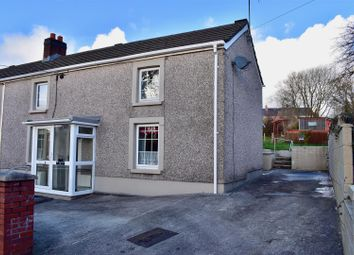Thumbnail 2 bed end terrace house for sale in Cwmgarw Road, Upper Brynamman, Ammanford