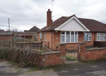 Thumbnail 2 bed semi-detached bungalow for sale in Alexandra Street, Thurmaston