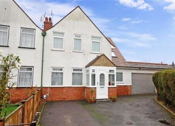Thumbnail 3 bed semi-detached house for sale in Queen Street, Broadwater, Worthing