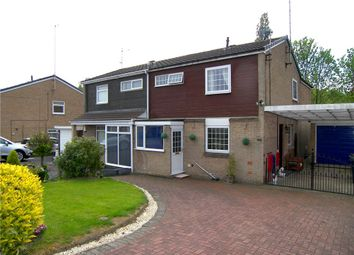 Thumbnail 4 bedroom semi-detached house for sale in Derwent Grove, Alfreton