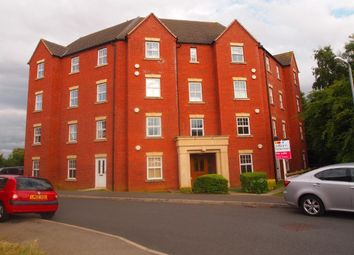 Thumbnail 2 bed flat for sale in Wilce Avenue, Wellingborough