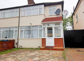 Thumbnail 4 bed end terrace house to rent in Landseer Close, Edgware