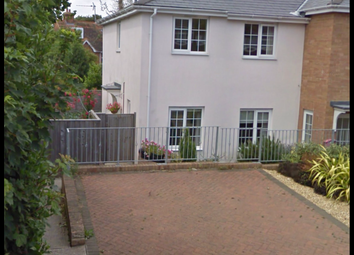 Thumbnail 2 bed maisonette to rent in Winchester Close, Newport