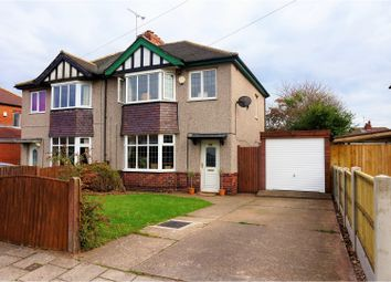 Thumbnail 3 bed semi-detached house for sale in Titchfield Avenue, Mansfield Woodhouse