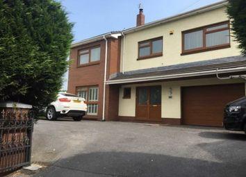 Thumbnail 4 bed detached house for sale in Felinfoel Road, Llanelli