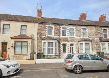 Thumbnail 3 bed terraced house for sale in Cambridge Street, Cardiff