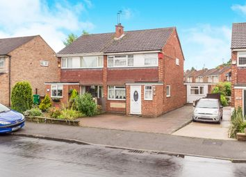 Thumbnail 3 bed semi-detached house for sale in Apollo Drive, Nottingham
