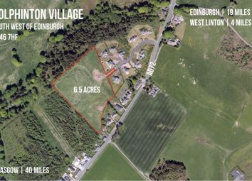 Thumbnail Land for sale in Land At Carmaben Brae, Dolphinton, West Linton