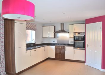 Thumbnail 4 bed detached house to rent in Wellow Lane, Peasedown St John, Bath