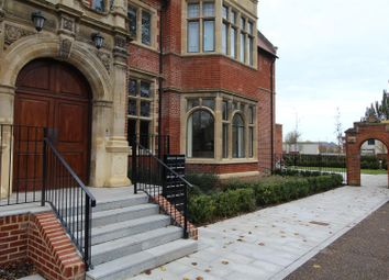 Thumbnail 1 bedroom flat for sale in Gables Close, Peterborough