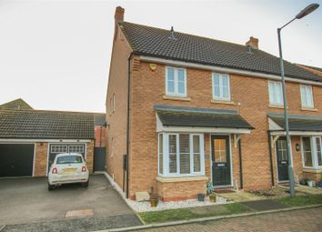 3 bed semi-detached house for sale in Fletton End, Calvert, Buckingham MK18
