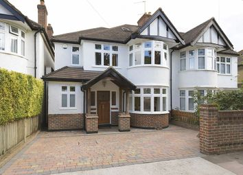 Thumbnail 5 bed semi-detached house for sale in Alexandra Drive, Surbiton
