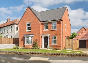 """Thumbnail 4 bedroom detached house for sale in """"Bradbury"""" at Sir Williams Lane, Aylsham, Norwich"""