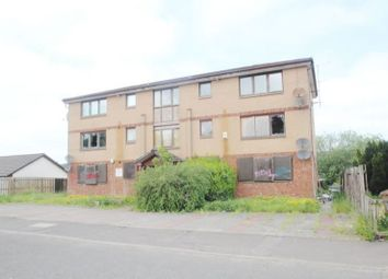 Thumbnail 2 bed flat for sale in 114, Glencoats Drive, Flat 0-1, Paisley PA31Rw