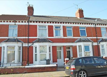 Thumbnail 3 bed terraced house for sale in Cwmdare Street, Cathays, Cardiff