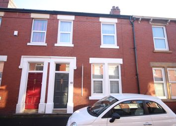 Thumbnail 3 bed terraced house for sale in Lawrence Street, Fulwood, Preston