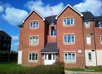Thumbnail 2 bed flat to rent in Eaton Way, Borehamwood, Hertfordshire