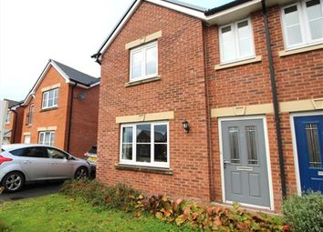 Thumbnail 3 bed property for sale in Hard Field Close, Chorley