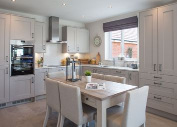 """Thumbnail 4 bedroom detached house for sale in """"Shaftesbury"""" at Kings Avenue, Ely"""