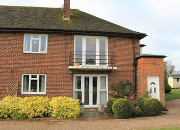 Thumbnail 2 bed flat for sale in Manor Court, Church Lane, Barrow-On-Trent, Derbyshire