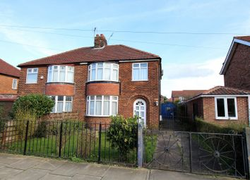 Thumbnail 3 bedroom semi-detached house for sale in Whernside Avenue, York