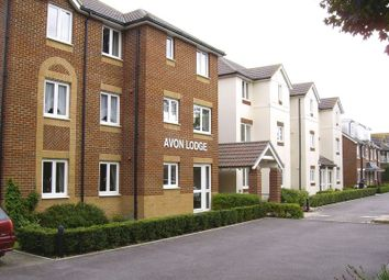 Thumbnail 1 bed flat for sale in Avon Lodge, Bournemouth