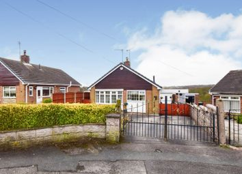 2 bed detached bungalow for sale in Poplar Drive, Kidsgrove, Stoke-On-Trent ST7