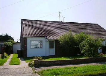 Thumbnail 2 bedroom bungalow to rent in Thirlmere Crescent, Sompting
