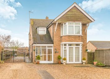 Thumbnail 4 bed detached house for sale in Wisbech Road, March