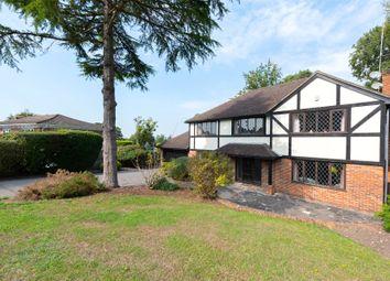 Camberley, Surrey GU15. 5 bed detached house