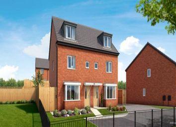 Thumbnail 3 bed semi-detached house for sale in Knott Mill Way, Castlefields, Runcorn