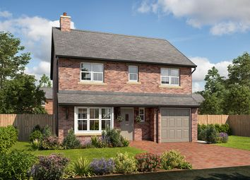"Thumbnail 4 bed detached house for sale in ""Wellington"" at Goodwood Drive, Carlisle"