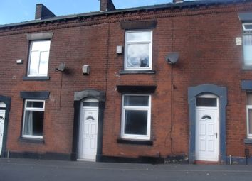 Thumbnail 2 bed terraced house to rent in Ripponden Road, Moorside, Oldham