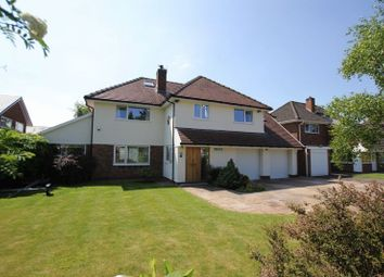 Thumbnail 6 bed detached house for sale in Thornton Crescent, Heswall, Wirral