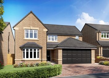 "Thumbnail 4 bed detached house for sale in ""Plot 9 - The Warkworth"" at Roes Lane, Crich, Matlock"
