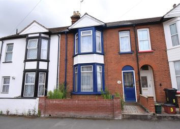 Thumbnail 3 bed terraced house for sale in Una Road, Parkeston Harwich, Essex