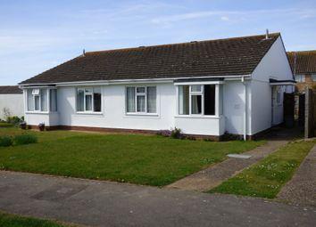Thumbnail 2 bed semi-detached bungalow for sale in Middle Mead, Beaumont Park, Littlehampton