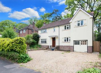 Thumbnail 4 bed detached house for sale in Gordon Road, Chandler's Ford, Eastleigh, Hampshire