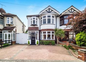 Thumbnail 3 bed semi-detached house for sale in Romford, London, United Kingdom