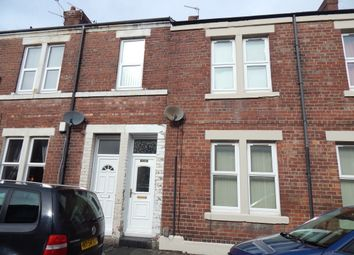 Thumbnail 3 bed flat to rent in Vine Street, Wallsend