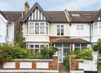 Thumbnail 5 bedroom semi-detached house for sale in Madrid Road, London